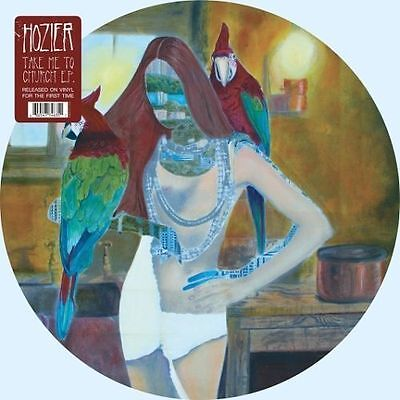"""Hozier Take Me To Church 12"""" Vinyl Picture Disc Rsd 2016 New"""