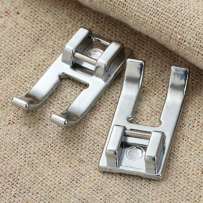 Presser Feet Foot Embroidery Open Toe Metal Domestic Electric Sewing Machine