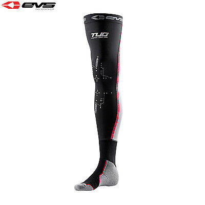 Evs Tug Fusion Sock And Knee Brace Liner Combo Adult S/m Pair *in Stock*