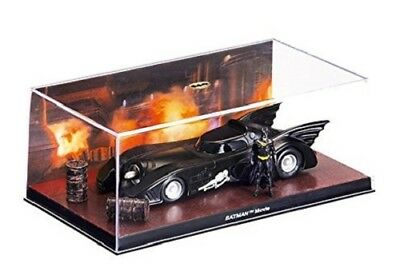 1989 Batman Moviecar Batmobile schwarz in 1:43 Nr. 1 Ixo Altaya NEU