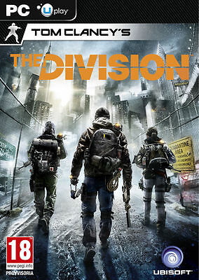 [Versione Digitale UPLAY] PC Tom Clancy's The Division SOLO KEY - Completo ITA