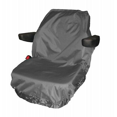 Town & Country Universal Large Tractor Protective Seat Cover - GREY - T2GRY