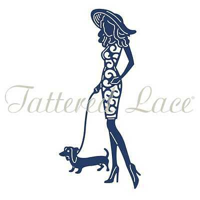 Tattered Lace Springtime Stroll Dies