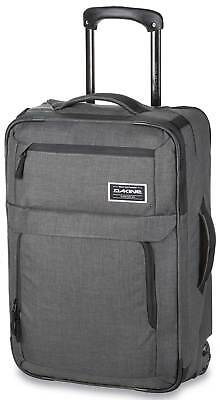 DaKine Carry On Roller 36L Luggage - Carbon - New