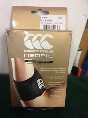 Canterbury Neofit Teennis/GolfElbow Strap One Size
