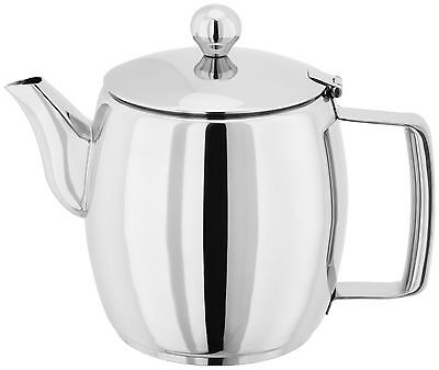 Judge Induction Suitable 10 Cup Hob Top Teapot 2 Litre Capacity