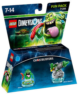 LEGO Dimensions Fun Pack Ghostbusters Slimer 71241 LEGO