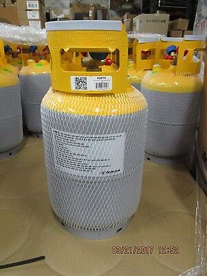 MASTERCOOL 30 lb DOT-APPROVED RECOVERY CYLINDER 62010