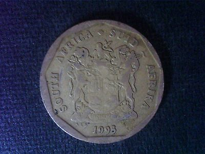 South Africa    20   Cents    1993