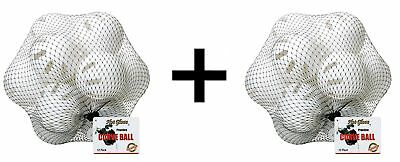 Unique Hot Glove Official Whiffle Ball Plastic Baseball Outdoor 12 Pack 2-Pack