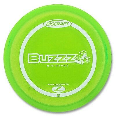 Discraft Disc Golf Buzzz Z-Line Accuracy Control Midrange Driver Colors May Vary