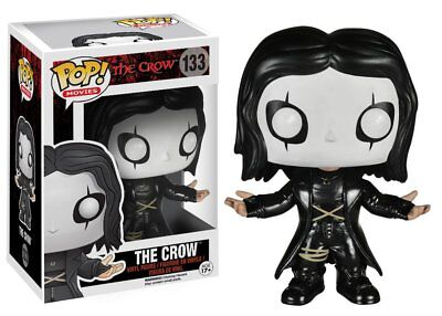 Funko Pop Horror Movies The Crow Vinyl Action Figure 4215 Collectible Toy, 3.75""