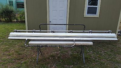 "Van Mark Aluminum Sheet Metal Brake Series I Used 10"" 6 M1050 Local PIckup Only"