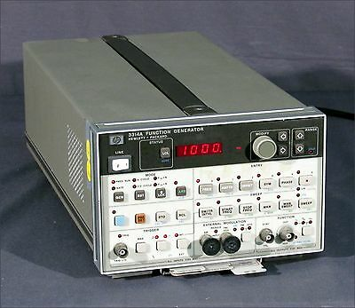 HP 3314A 20MHZ Function Generator