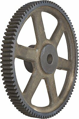 Martin C12108 Spur Gear, 14.5° Pressure Angle, Cast Iron, Inch, 12 Pitch, 3/4""