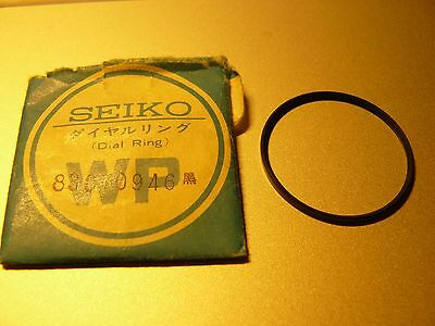 Rare Seiko Dial Ring 83070946 for 6105-8110, 6106-8237
