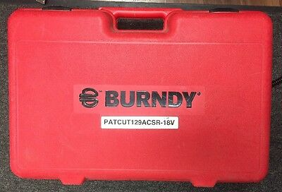 BURNDY PATCUT129ACSR-18V Battery Hydraulic Cable Wire Cutting Tool