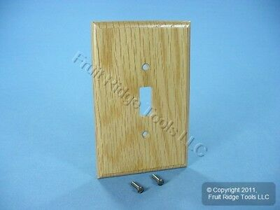 50 Leviton Solid PINE Wood Receptacle Wallplate Duplex Outlet Cover 89203-CVP