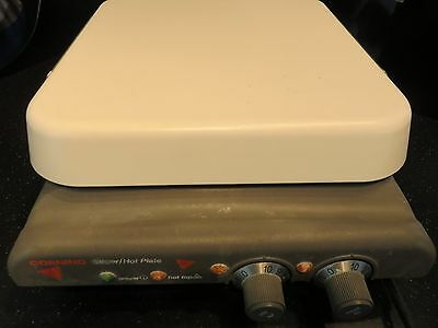 Corning PC-620 Magnetic Stirrer & Hot Plate 10X10 inch Top GUARANTEED!