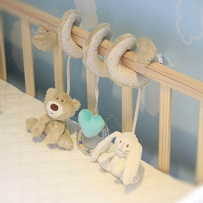 Infant Toys Baby Mobile Bed Around Baby Stroller Hanging Bell Crib Plush Toy Hot