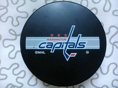 Washington Capitals, Ice Hockey puck
