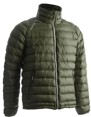 Trakker NEW Base XP Green Puffa Quilted Jacket *All Sizes*