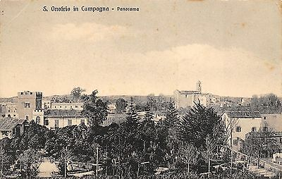 4809) S. Onofrio In Campagna (Roma), Panorama.