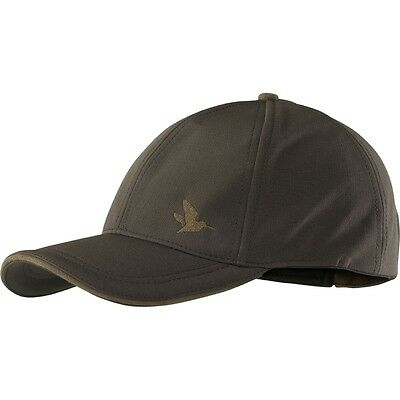 Seeland Winster Softshell Baseball Cap Black Coffee Clay Pigeon Shooting