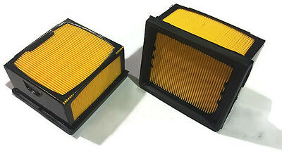 2 Pack Air Filter 525470601 fits K760 K 760 Concrete Cut-Off Saw 525 47 06-01