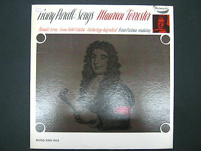 Henry Purcell Songs Maureen Forrester Alexander Young Vienna Radio Orchestra