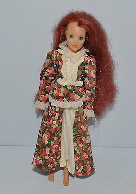 vintage JODY Old Fashioned Girl DOLL IDEAL 1975 Country -rj