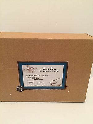 Luna Bean Deluxe Baby Casting Kit Create 7 Castings Free Shipping
