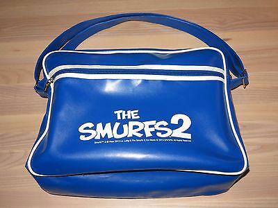 THE SMURFS 2 FAUX LEATHER BAG - SMURFS 2 / NIE IM TRADE in new