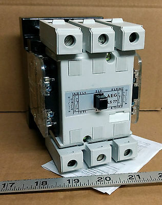 1 New Aeg Ls77.22 Contactor ***make Offer***