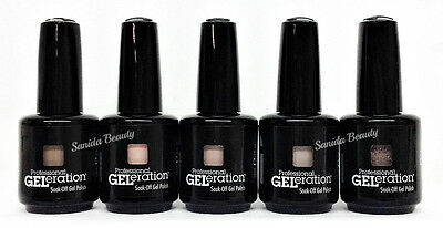 Jessica GELeration- SILHOUETTE Spring 2017 Collection - Pick Any Color 0.5oz