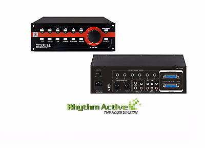 Sm Pro M-Patch 5.1 Passive Surround Monitor/speaker Volume/sound Controller 5.1M