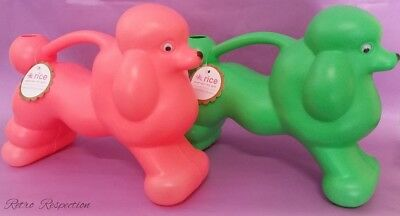 Retro Style Novelty Poodle Watering Can - Rice DK - Kitsch