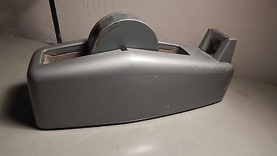Vintage Scotch C-23 Heavy Duty Tape Dispenser Industrial Atomic Deco Mid Century