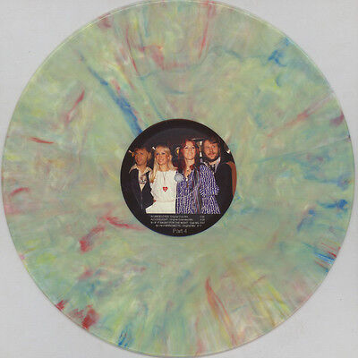 "Abba - Angeleyes Green Vinyl Edition (12"" - 2017 - EU - Original)"