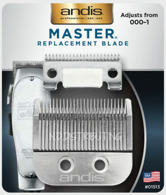 Andis #01513 Master #28 Replacement Clipper Blade Model: SM/ML/M Detachable NEW