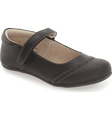 New Girl's Meredith See Kai Run Brown Mary Jane Shoes - Size 13