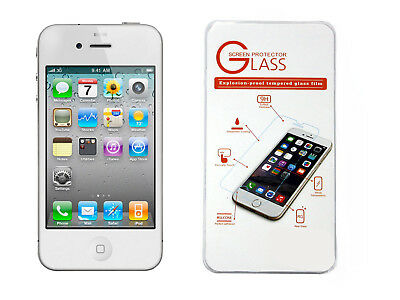 2x Tempered Glass Screen Protector Film For Apple iPhone 6 6s (4.7) 2-Pack New