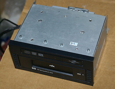 HP 5697-7353 StorageWorks RDX1000 Int. 1TB USB Disk Backup System w/DVD & Cables