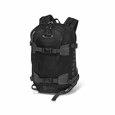 NWT Oakley Snowmad R.A.S. RSA 30 Backpack Ski Snow  30L Black Pack Retail $225