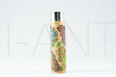 1x Clipper Natural Cork Refillable Full Size Lighter