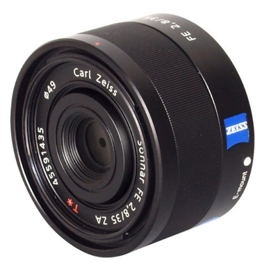 Sony SEL35F28Z Carl Zeiss Sonnar T* FE 35mm F/2.8 ZA Lens -Express ship