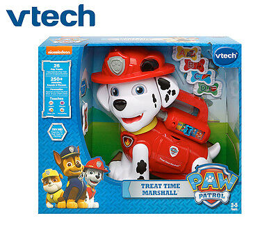 VTech Paw Patrol Treat Time Marshall Interactive Toy