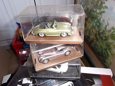 Brumm 1/43 1956 Porsche 356 A Speedster Green Metalic Vintage New Box