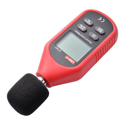 Portable LCD Digital Sound Pressure Noise Level Decibel Noise Meter Tester BI526