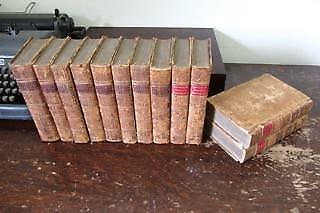 The Plays of William Shakespeare, 1778, in Ten Volumes with the Corrections a...
